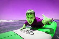 Ocean Beach Surf and Skate Surf Skate Lesson
