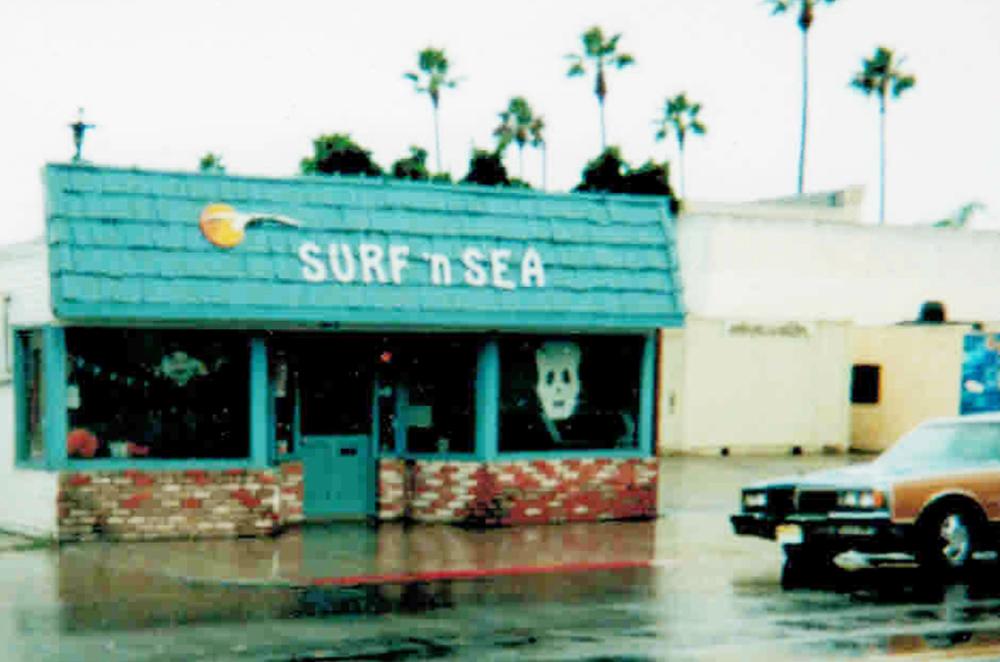 Yvonne Cruz Surf 'n Sea Ocean Beach MainStreet Association Ronald McDonald House