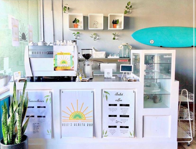 Ocean Beach News Article: Synergy180 & Vlil's Health Bar