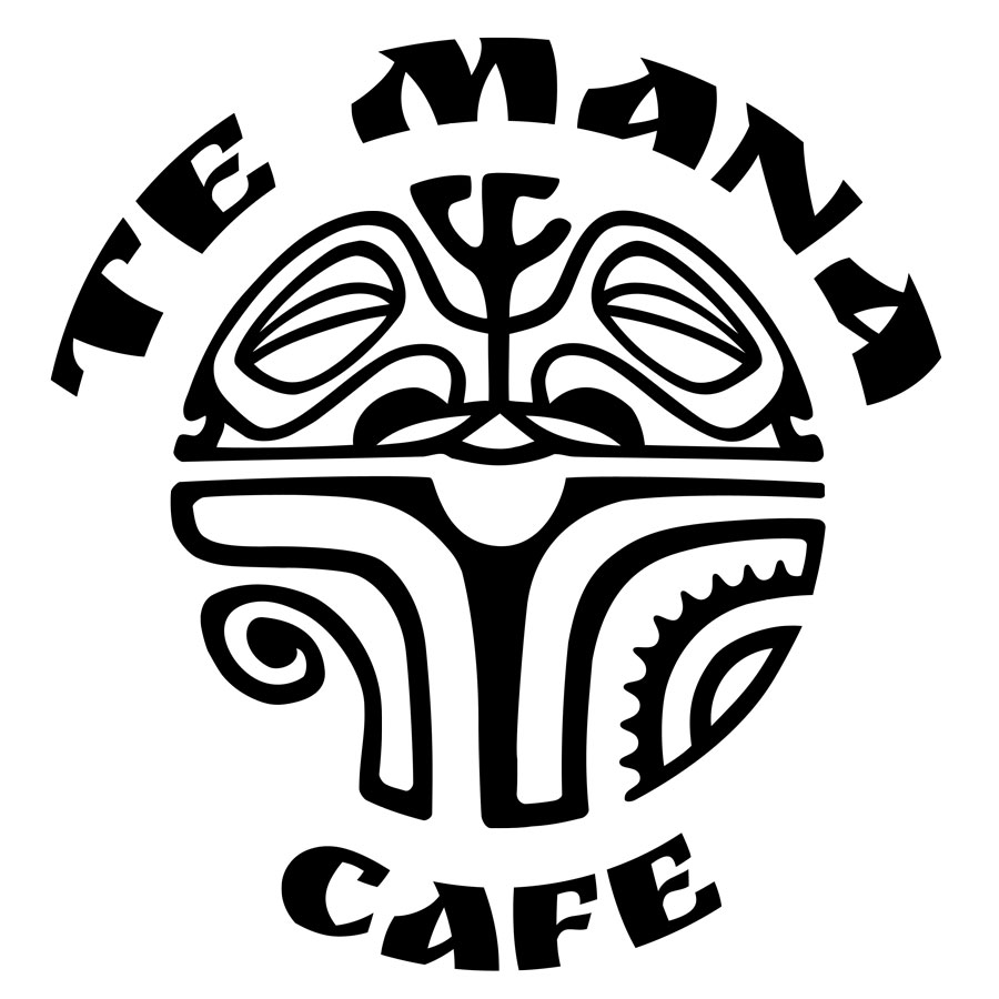 Te Mana Cafe logo