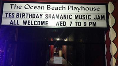 Shamanic Music Jam (& Tes' Birthday) | 5/27/15 | 7-9pm