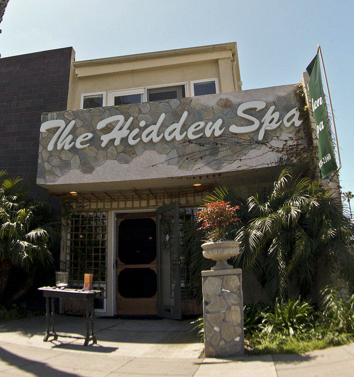 The hidden spa valentines specials ocean beach san for 7 image salon san diego