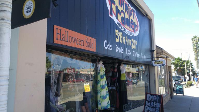 Halloween Sale at Thrift Trader