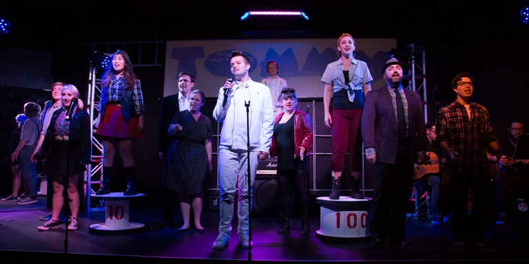 The Who's Tommy Live Musical at OB Playhouse & Theatre Company