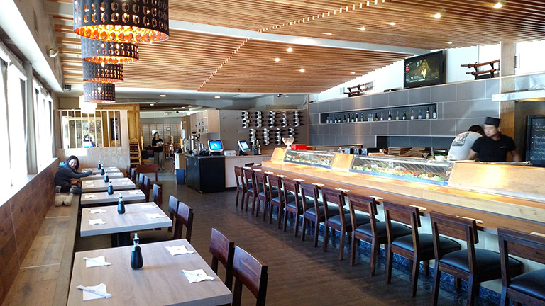 Umi Sushi's Remodel Is Complete