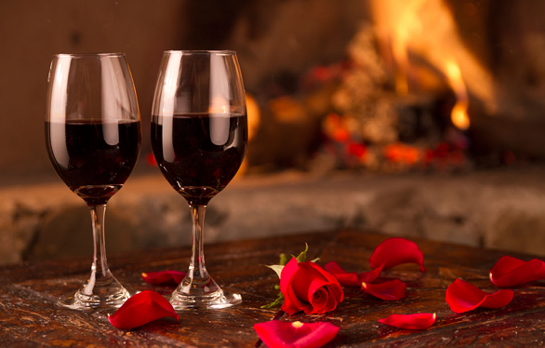 Ocean Beach News Article: Gianni Buonomo Valentines Dinner