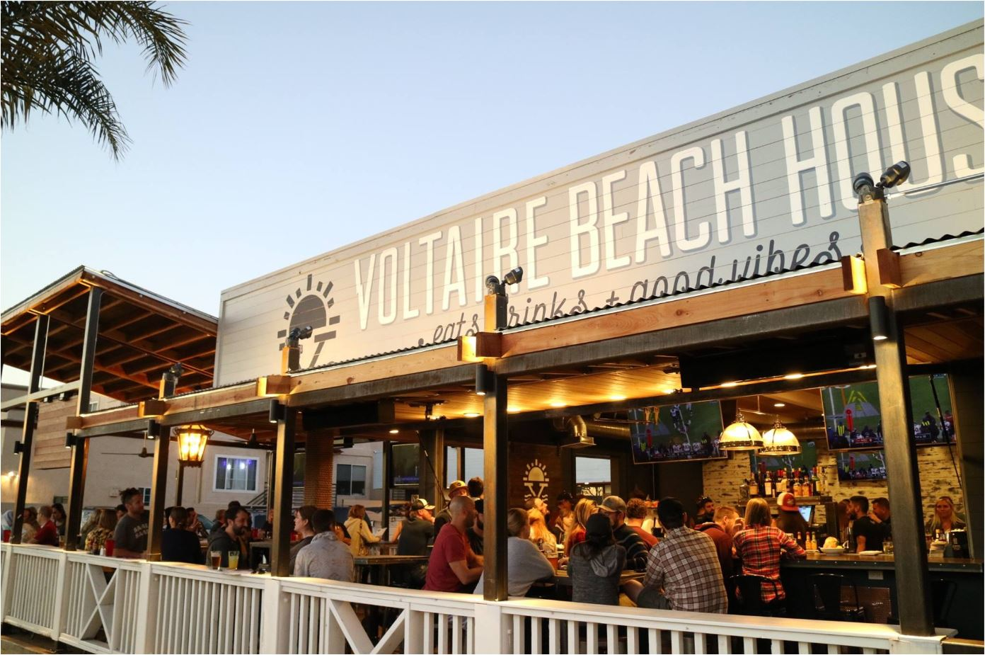 North OB Committee Mixer/Happy Hour at Voltaire Beach House