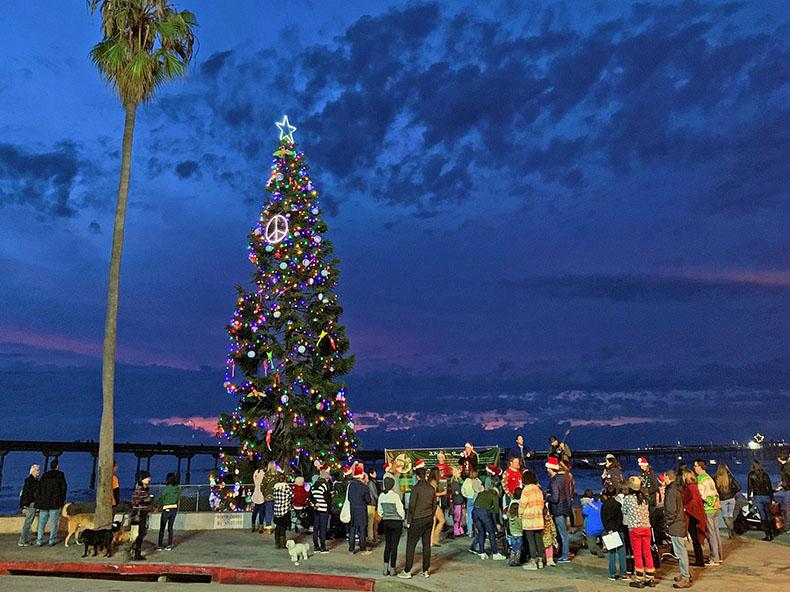 Ocean Beach News Article: Virtual OBTC Holiday Gala
