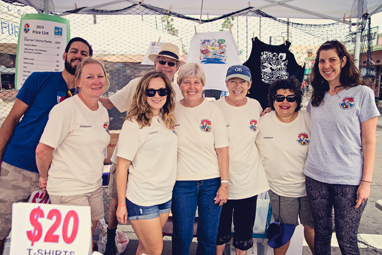 Volunteer at the 2016 OB Street Fair!