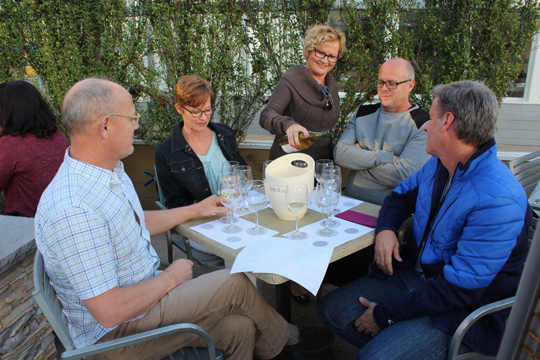 Tour de Terroir with The Wine Pub