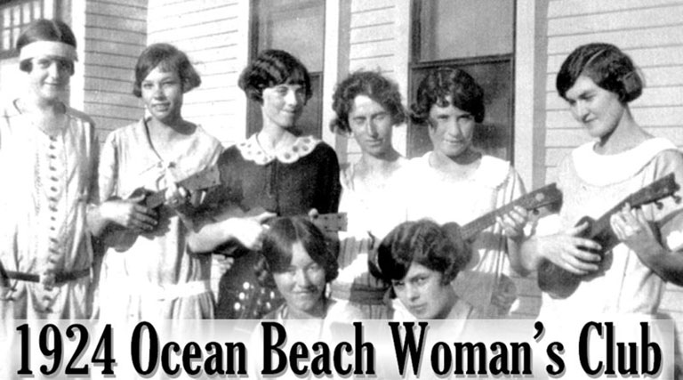 OB Historical Society Presents: OB Woman's Club Turns 90!