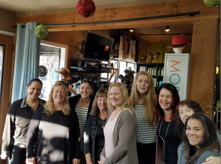Women of Ocean Beach Networking Group