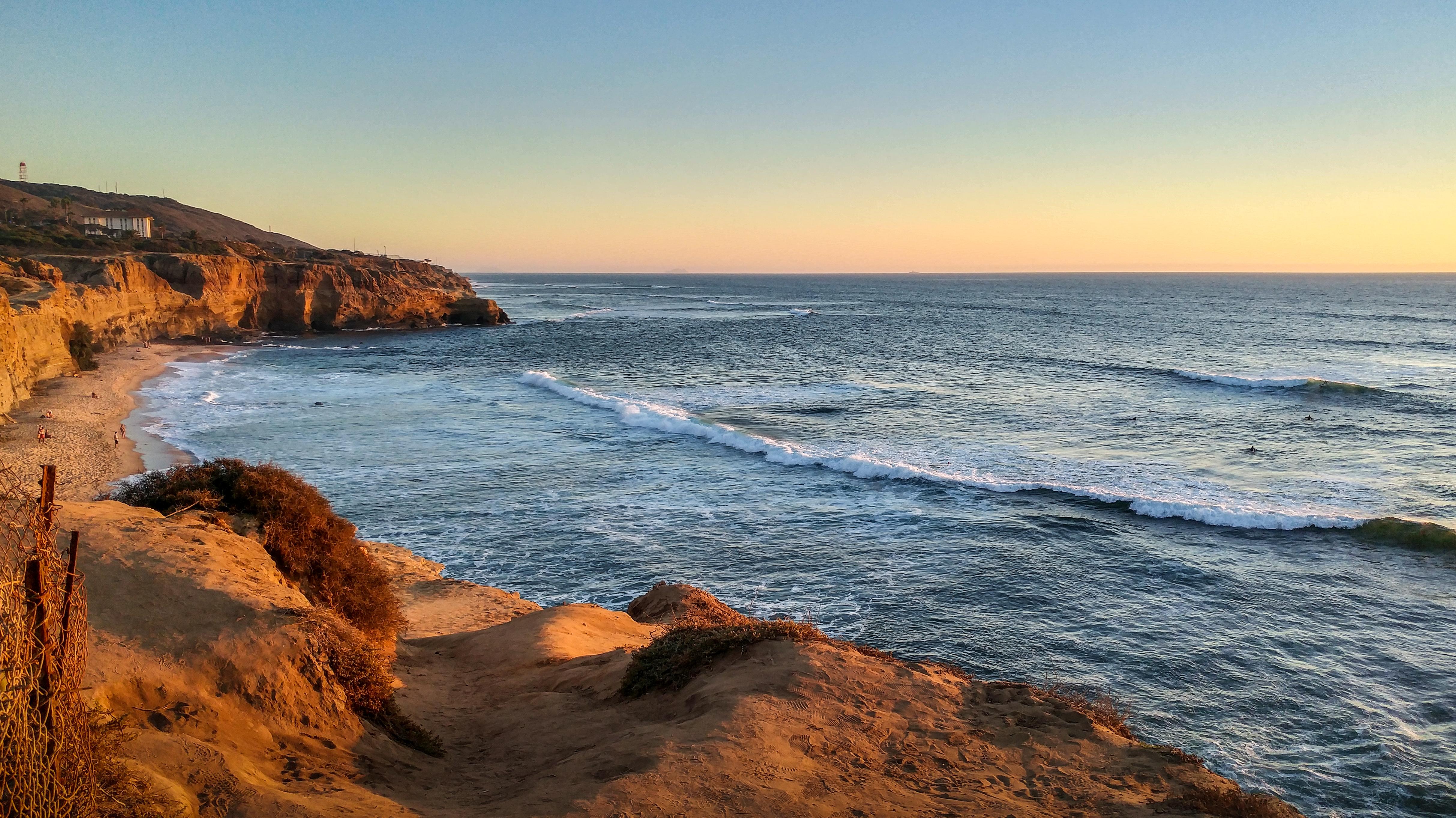 Hotels In San Diego >> Sunset Cliffs | Ocean Beach San Diego CA