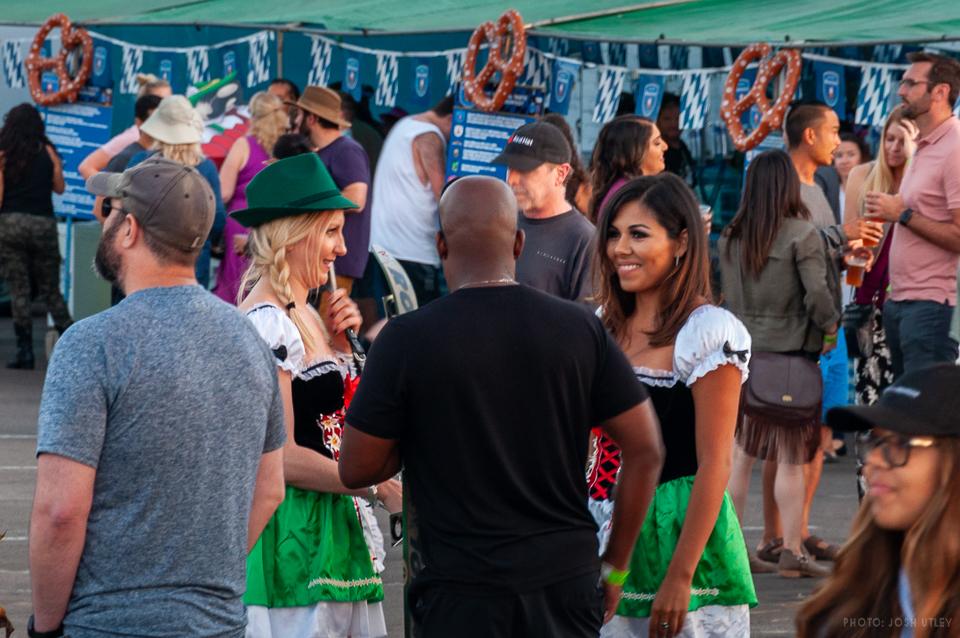 OB Oktoberfest 2019 Jagermeister Girls