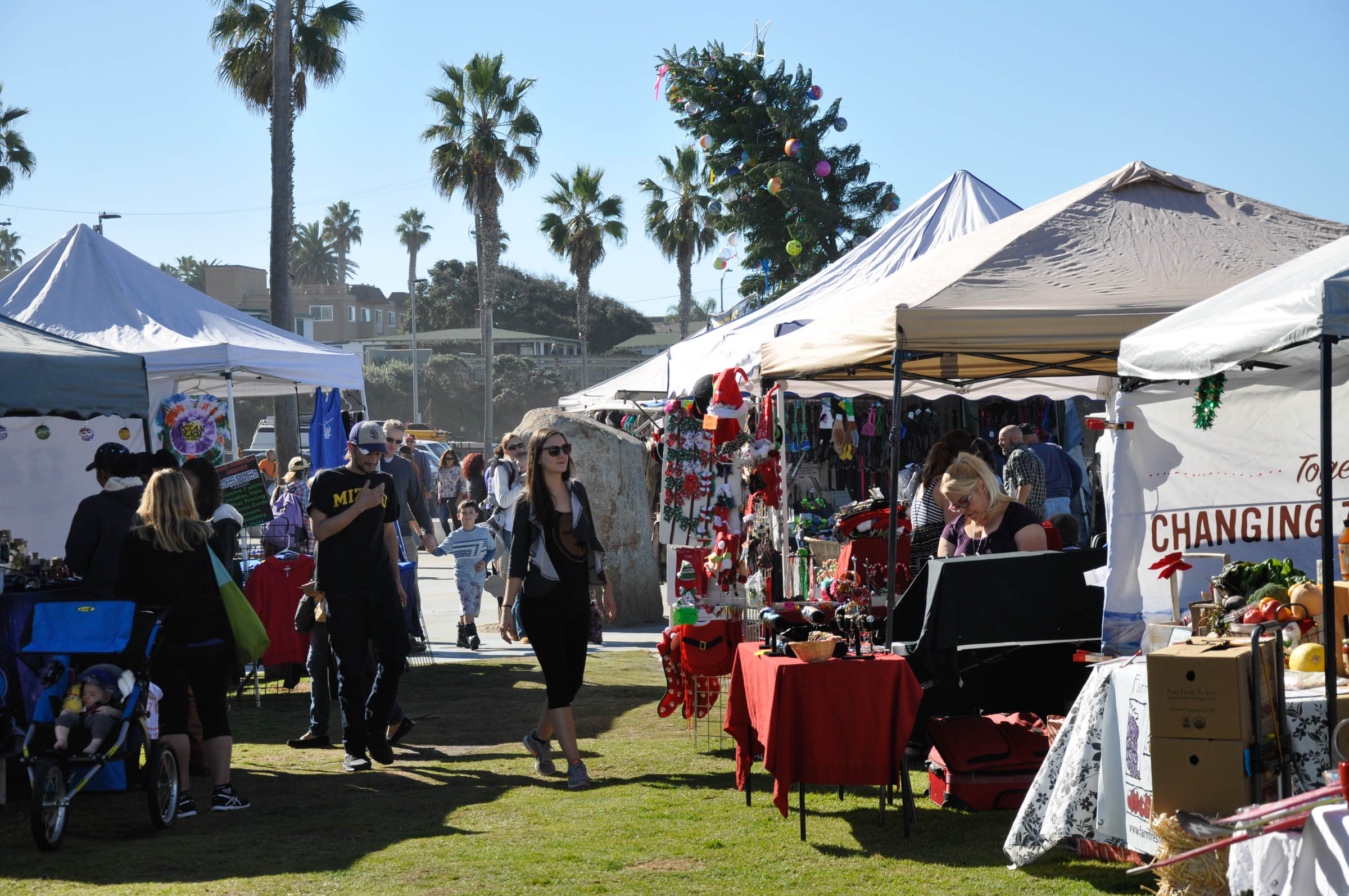 OB Craft Fair (Food & Toy Drive)