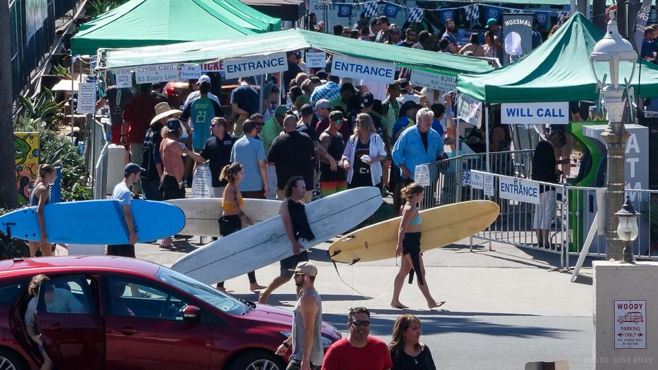 OB Oktoberfest Ocean Beach California Newport Avenue