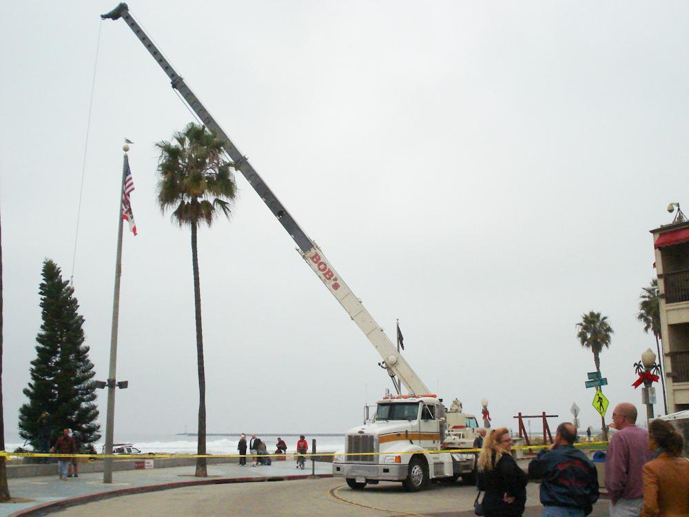 OB Christmas Tree 2008
