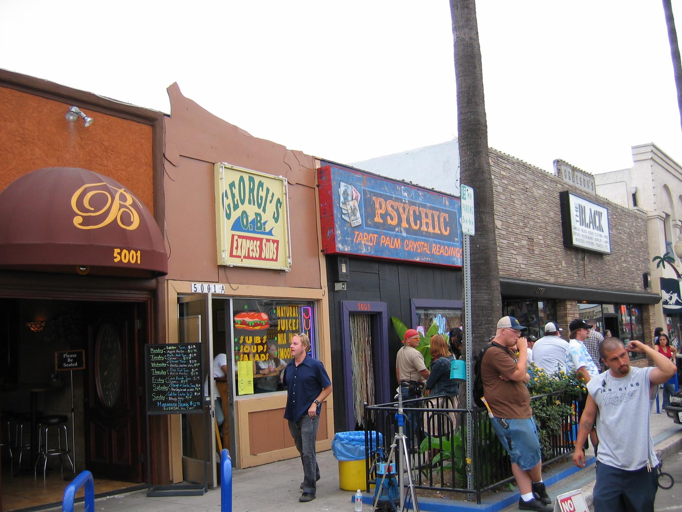 Photo of: OB Street Fair & Chili Cook-Off 2005