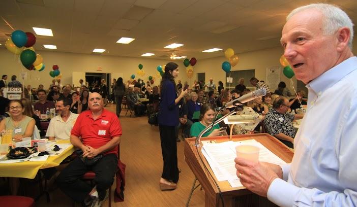 2012 San Diego Mayor Jerry Sanders