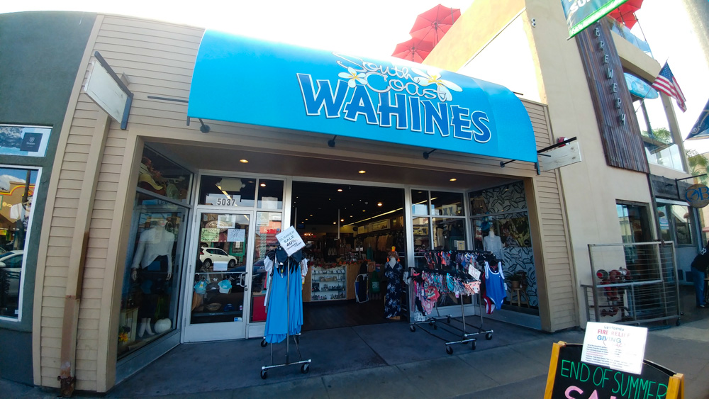 Wahines Woman's Clothing