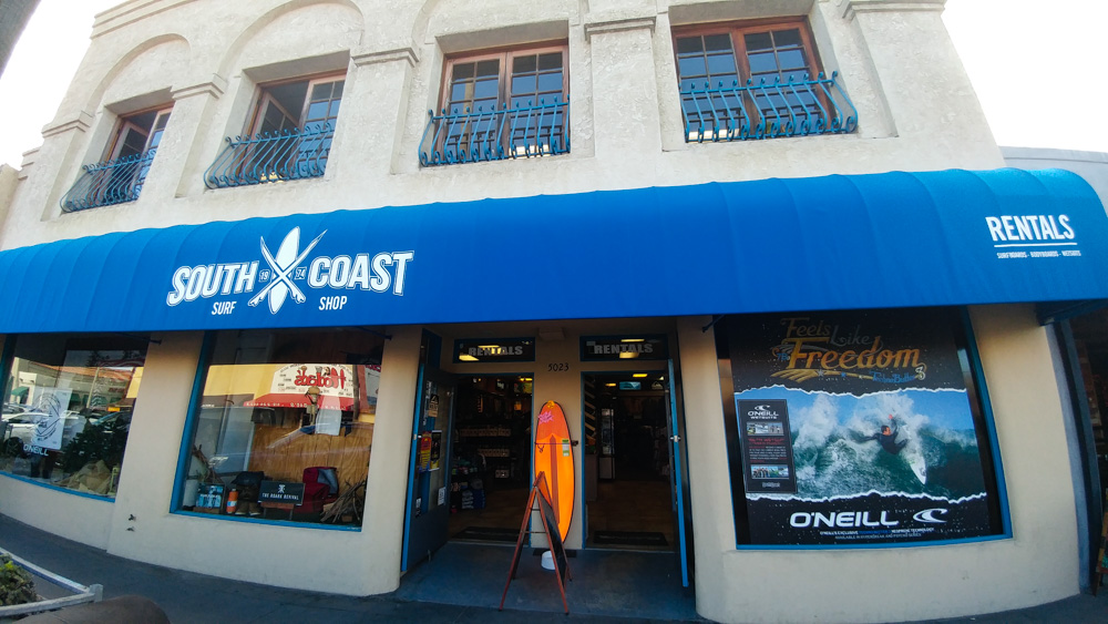 South Coast Surf Shop