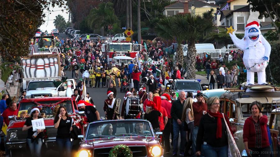Ob Christmas Parade 2019 OB Holiday Parade 2017 | Ocean Beach San Diego CA