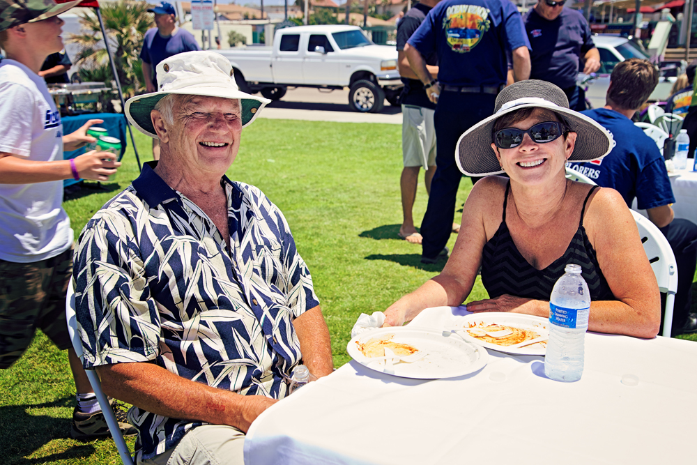 Public Safety Appreciation BBQ 2014