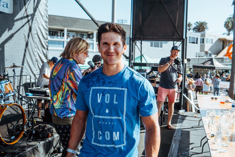 OB Oktoberfest 2019 Stein Holding Contest Champion