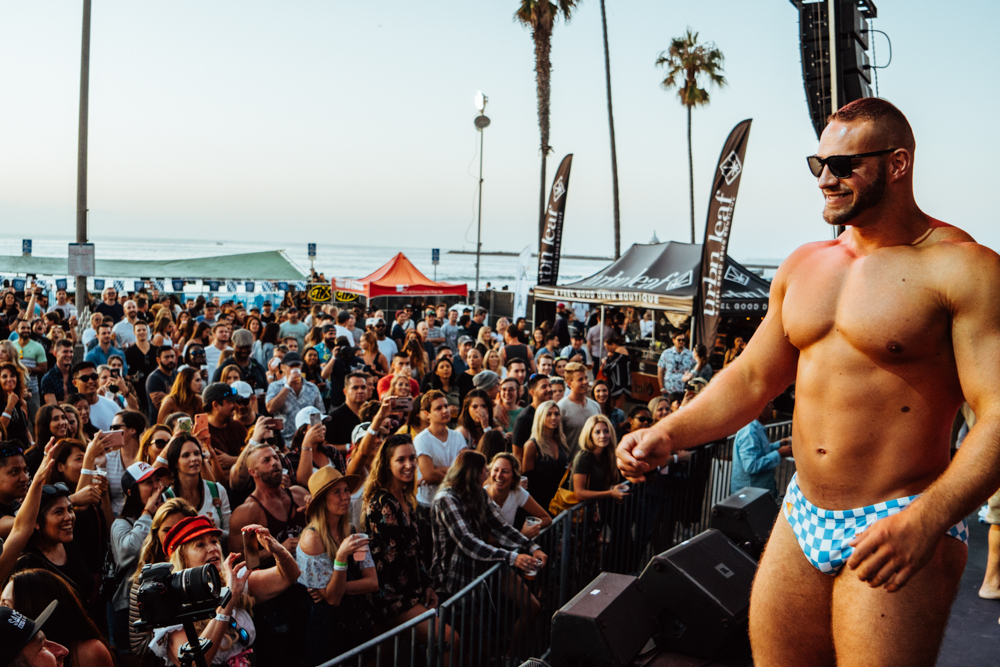 OB Oktoberfest 2019 Ocean Beach Mr Oktoberfest