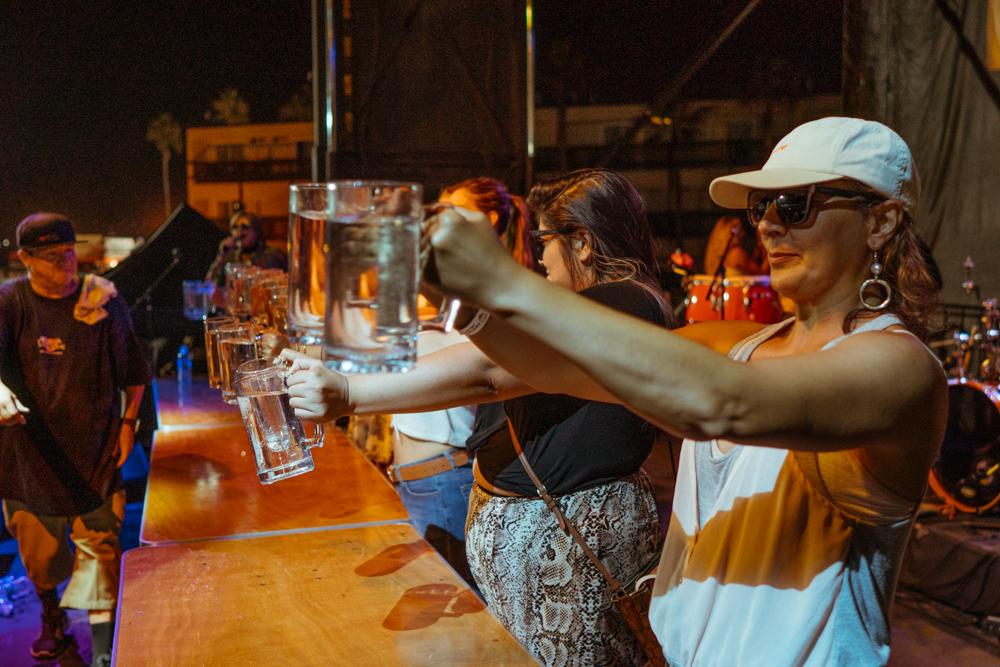 OB Oktoberfest 2019 Women's Stein Holding Contest