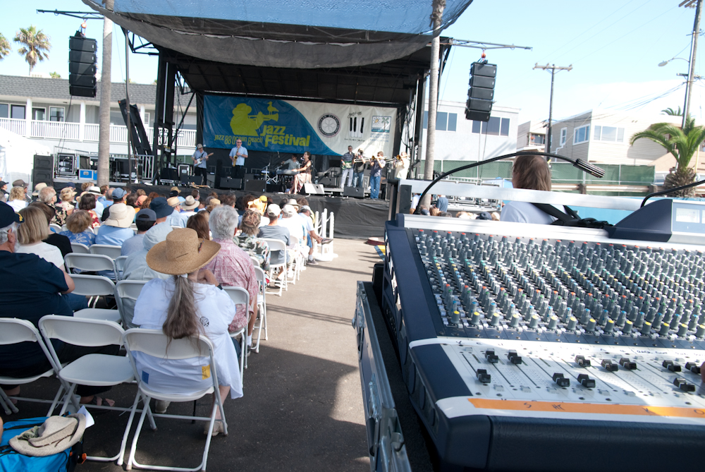 Photo of: Jazz 88 OB Music and Art Festival 2010