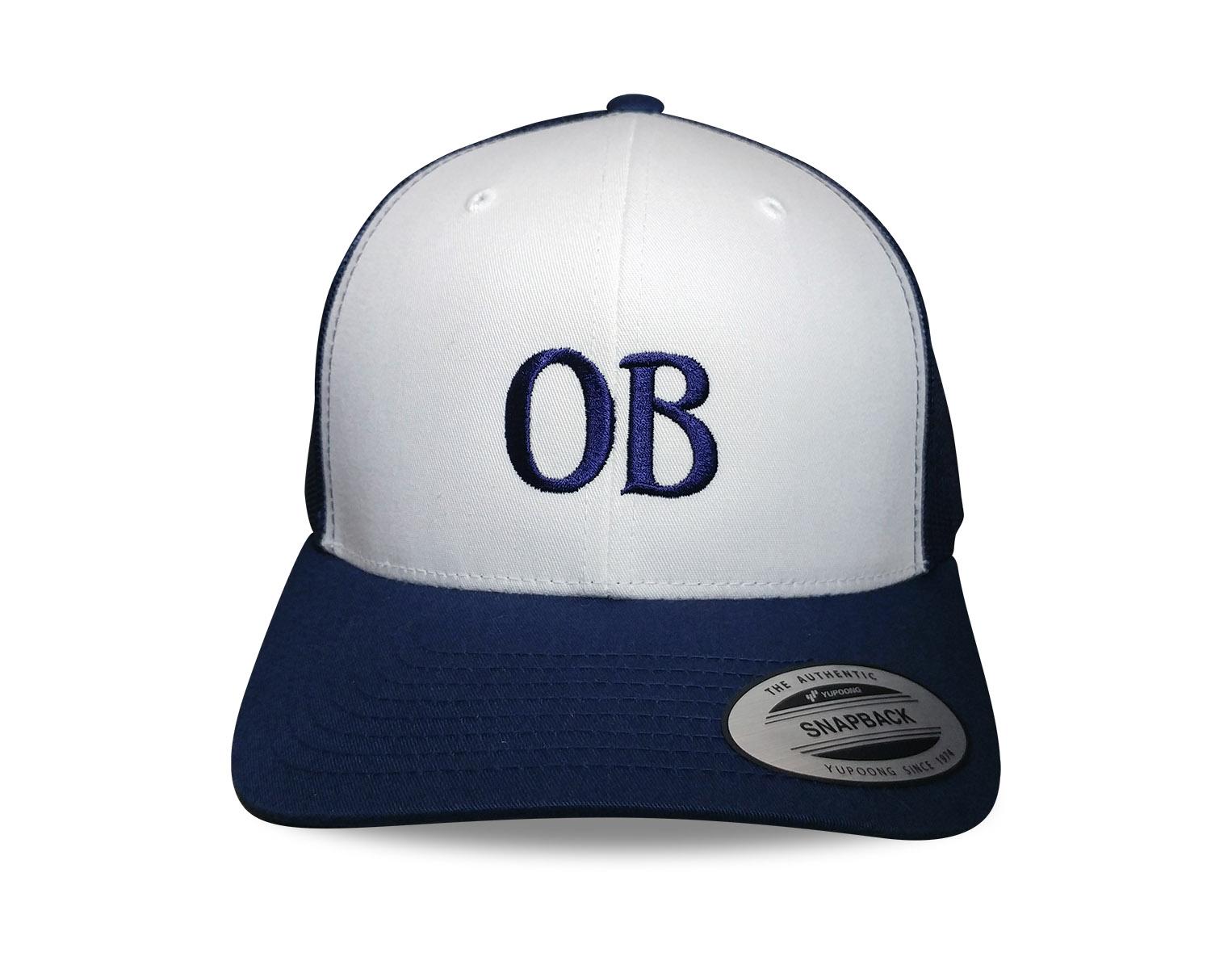 Ocean Beach Product: OB Trucker Hat