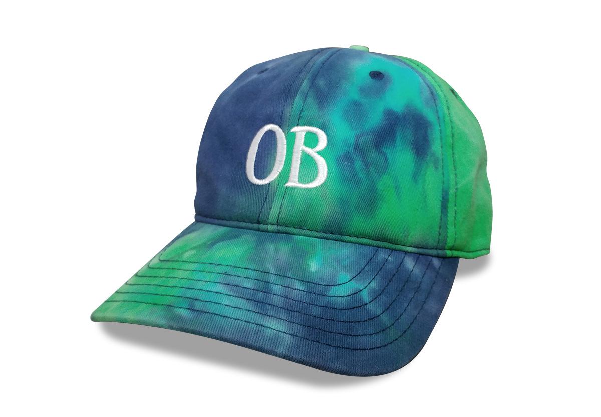 Ocean Beach Product: OB Tie Dye Hat