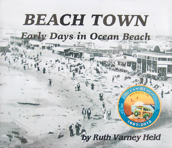 Ocean Beach Product: Beach Town: Audiobook