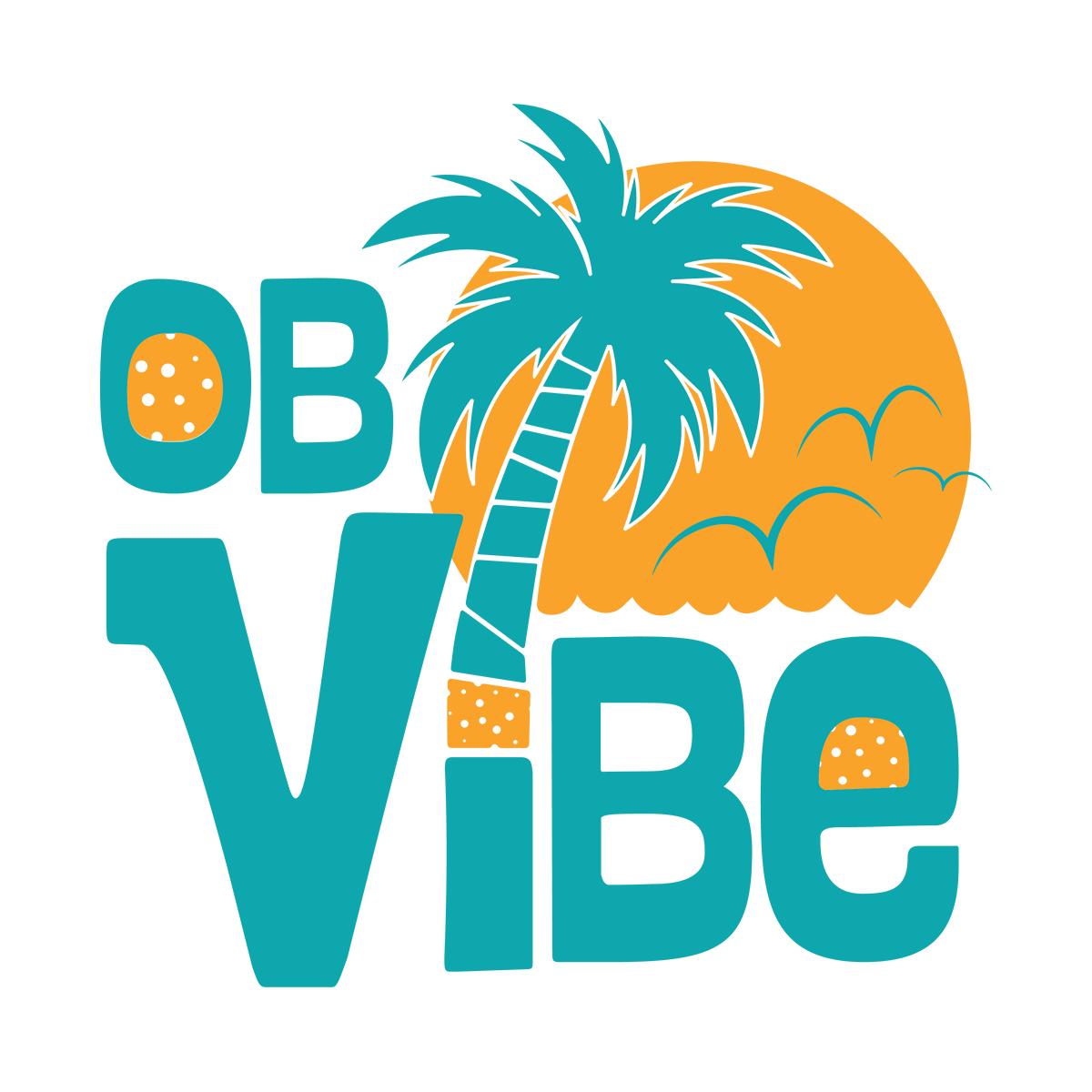 Ocean Beach Product: Celebrate the OB Vibe T-Shirt