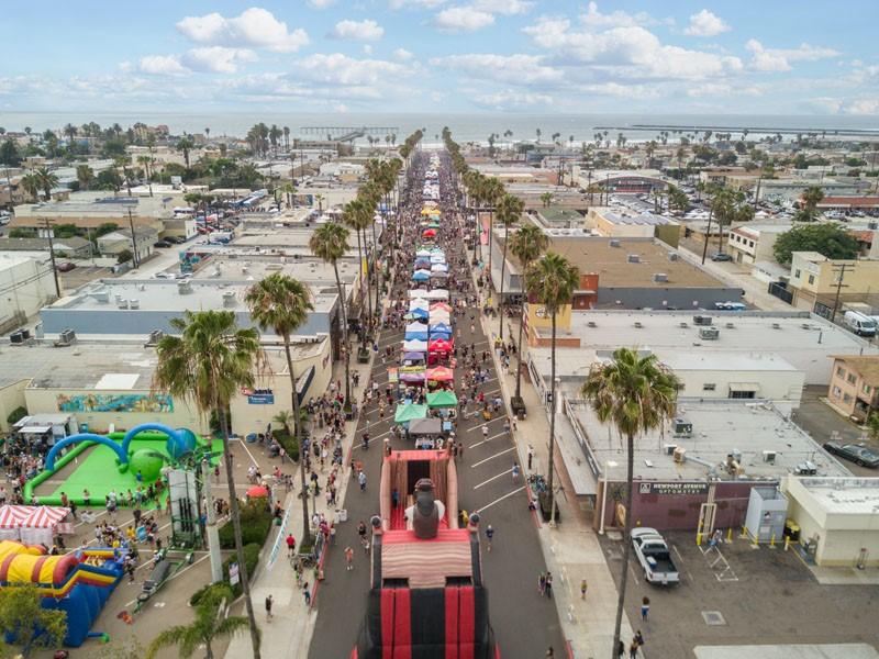 Ocean Beach Product: Street Fair Parking Fee - $40