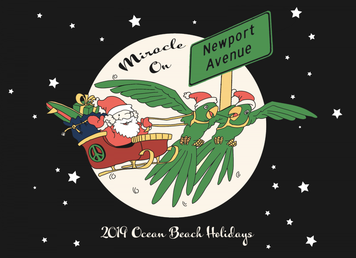 Miracle on Newport Avenue