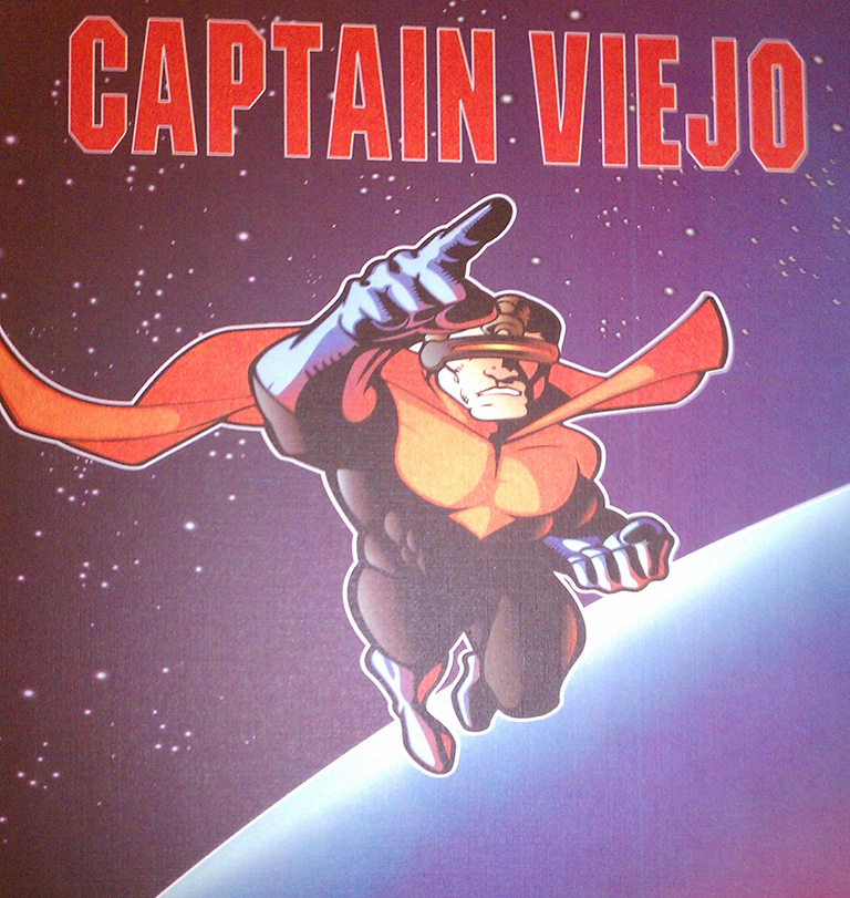 Captain Viejo