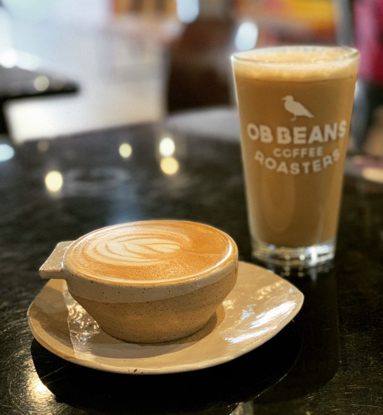 OB Beans Coffee Raosters