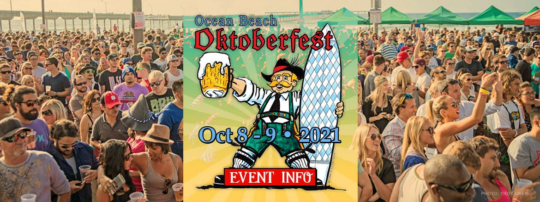 Oktoberfest San Diego Ocean Beach 2019