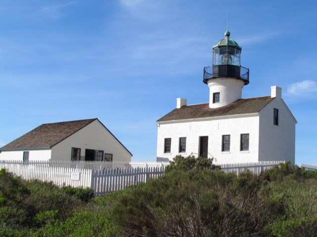 The Lighthouses of Cabrillo National Monument