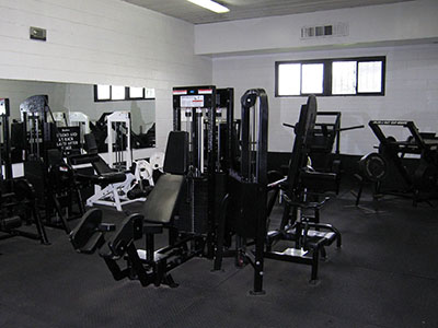 Robb Field Fitness Gym in Ocean Beach