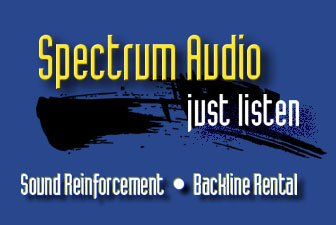 spectrum audio just listen