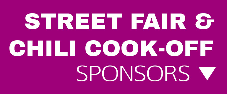 Street Fair & Chili Cook-Off