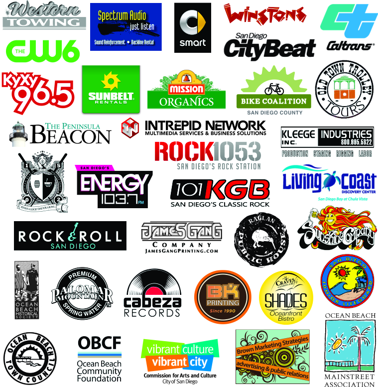 2016 Street Fair & Chili Cook-Off Sponsors
