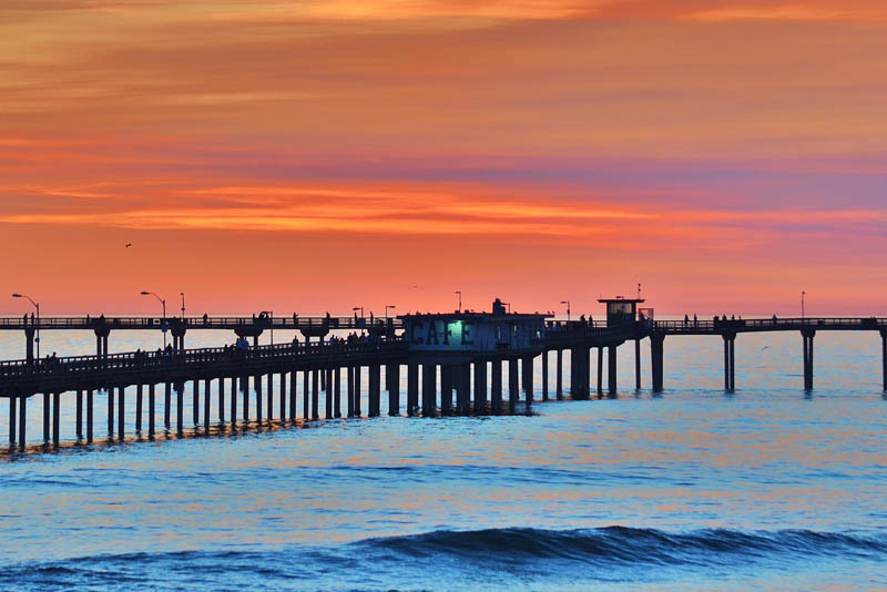 OB Pier Photo by Jim Grant