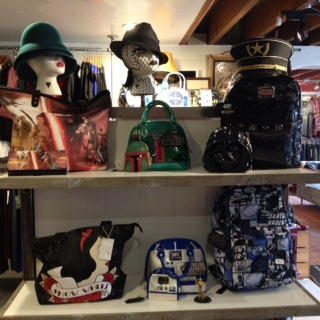 Licensed Star Wars Merchandise at Temptress