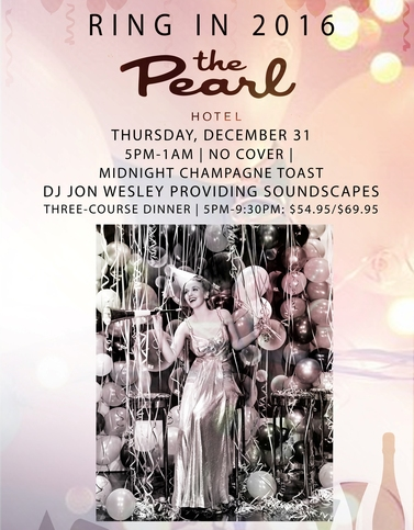 A Vintage New Years Eve at The Pearl