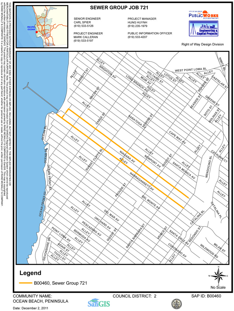 OB Sewer Improvement Project