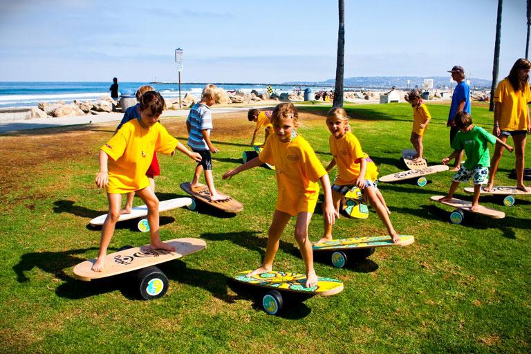 Ocean Beach Surf School San Diego Ca